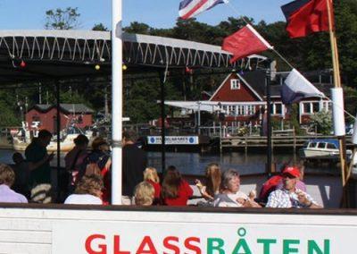 Glassbåten